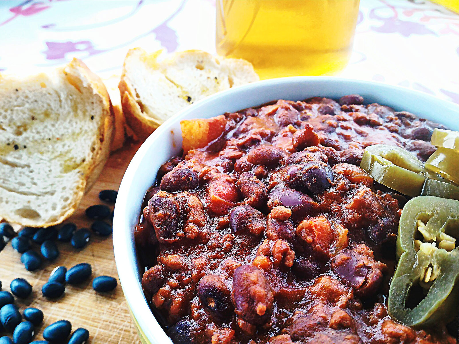 Chili: the best way!
